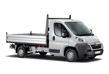 3.5 tipper - PSD Vehicle Rental