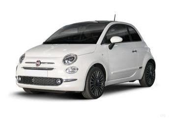 Fiat 500 - PSD Vehicle Rental