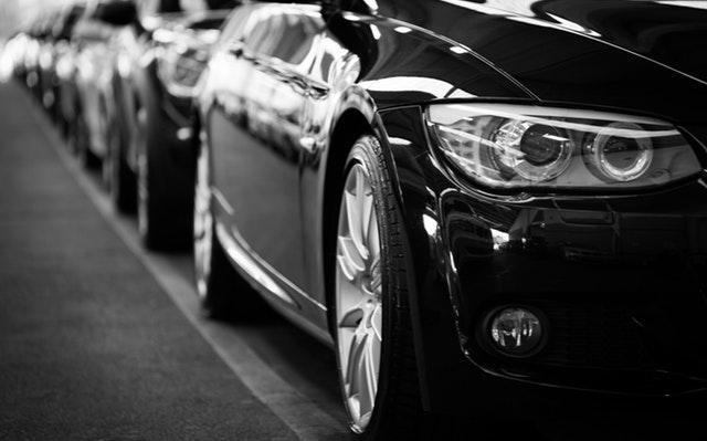 A car fleet