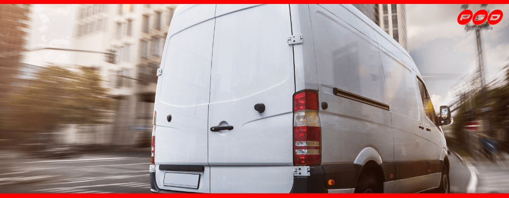 van hire at PSD