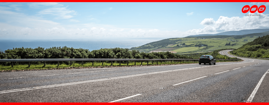 Holiday hire care from PSD Vehicle Rental