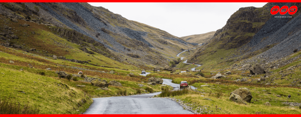 road in the UK
