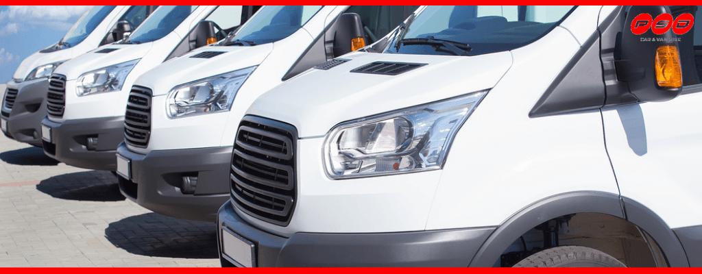 Vans for hire in Warrington